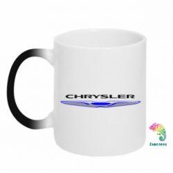 Кружка-хамелеон Chrysler - FatLine