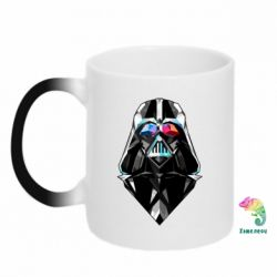 Кружка-хамелеон Darth Vader Art - FatLine