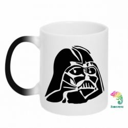 Кружка-хамелеон Darth Vader - FatLine