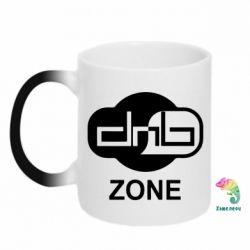 Кружка-хамелеон DnB Zone - FatLine