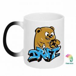 Кружка-хамелеон Drift Bear - FatLine