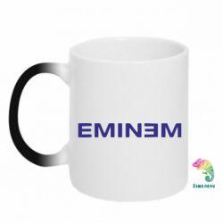 Кружка-хамелеон Eminem - FatLine