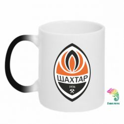 Кружка-хамелеон ФК Шахтер - FatLine