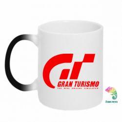 Кружка-хамелеон Gran Turismo - FatLine