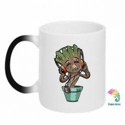 Кружка-хамелеон Groot - FatLine