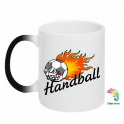 Кружка-хамелеон Handball Sublim - FatLine