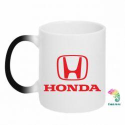Кружка-хамелеон Honda Classic - FatLine