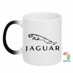 Кружка-хамелеон Jaguar - FatLine