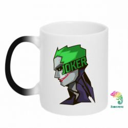 Кружка-хамелеон Joker Art - FatLine