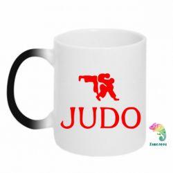 Кружка-хамелеон Judo - FatLine