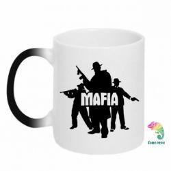Кружка-хамелеон Mafia - FatLine