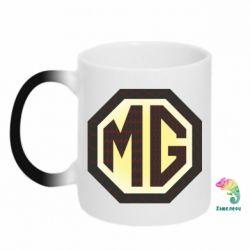 Кружка-хамелеон MG Cars Logo - FatLine