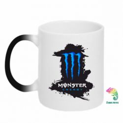 Кружка-хамелеон Monster Energy Paint - FatLine
