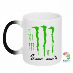 Кружка-хамелеон Monster One - FatLine