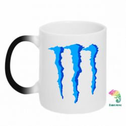 Кружка-хамелеон Monster Stripes - FatLine