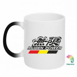 Кружка-хамелеон Mugen Power - FatLine