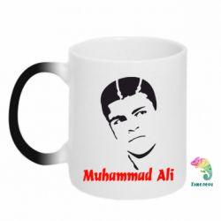 Кружка-хамелеон Muhammad Ali - FatLine