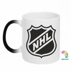 Кружка-хамелеон NHL - FatLine