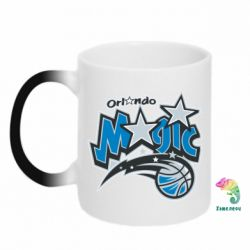Кружка-хамелеон Orlando Magic - FatLine