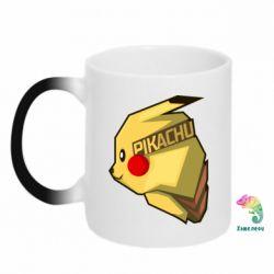 Кружка-хамелеон Pikachu - FatLine