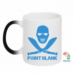 Кружка-хамелеон Point Blank - FatLine