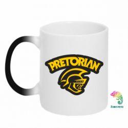 Кружка-хамелеон Pretorian - FatLine