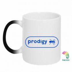 Кружка-хамелеон Prodigy Logo - FatLine