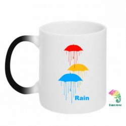 Кружка-хамелеон Rain - FatLine