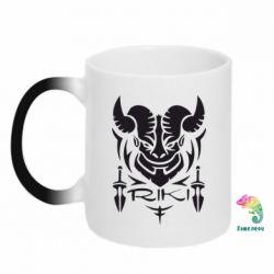 Кружка-хамелеон Riki - FatLine