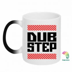 Кружка-хамелеон RUN Dub Step - FatLine