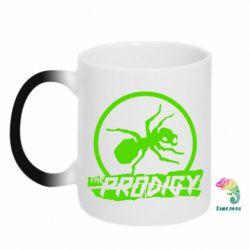 Кружка-хамелеон The Prodigy муравей - FatLine