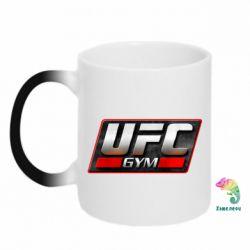 Кружка-хамелеон UFC GyM - FatLine