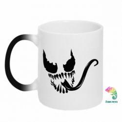 Кружка-хамелеон Venom Silhouette - FatLine