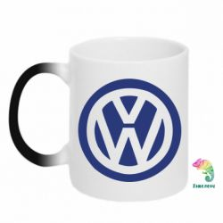 Кружка-хамелеон Volkswagen - FatLine