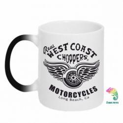 Кружка-хамелеон West Coast Choppers - FatLine