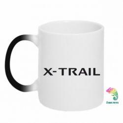 Кружка-хамелеон X-Trail - FatLine