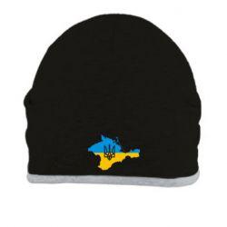 Шапка Крым это Украина - FatLine