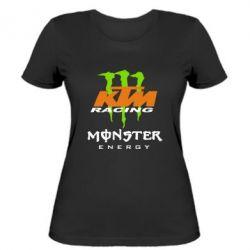 Жіноча футболка KTM Monster Enegry