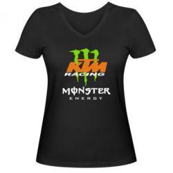 ������� �������� � V-�������� ������� KTM Monster Enegry - FatLine