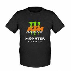 Детская футболка KTM Monster Enegry - FatLine