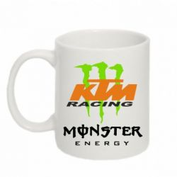 Кружка 320ml KTM Monster Enegry