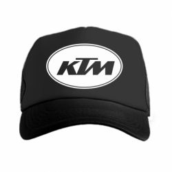 Кепка-тракер KTM - FatLine