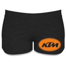Женские шорты KTM - FatLine