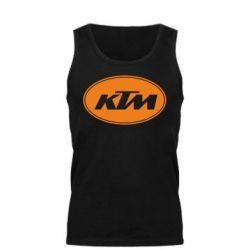 Мужская майка KTM - FatLine
