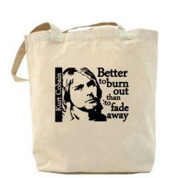 Сумка Kurt Cobain - FatLine