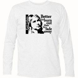 �������� � ������� ������� Kurt Cobain - FatLine