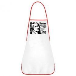 Фартуx Kurt Cobain - FatLine