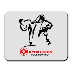Коврик для мыши Kyokushin Full Contact - FatLine