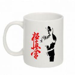 Кружка 320ml Kyokushin Kanku Master