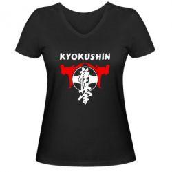 ������� �������� � V-�������� ������� Kyokushin